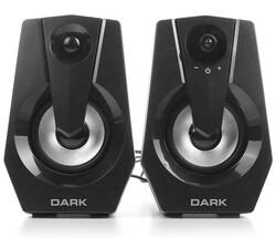 DARK - DARK DK-AC-SP110 1+1 6W Siyah Hoparlör