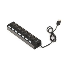DARK - Dark DK-AC-USB272 Connect Master 7 Port USB2,0 Hub
