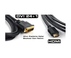 Dark DK-CB-DVIXHDMIL180 1,80 Metre DVI - HDMI - Thumbnail