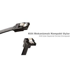 DARK - Dark DK-CB-SATA3L52 0.50Cm SATA 3 Data Kablosu