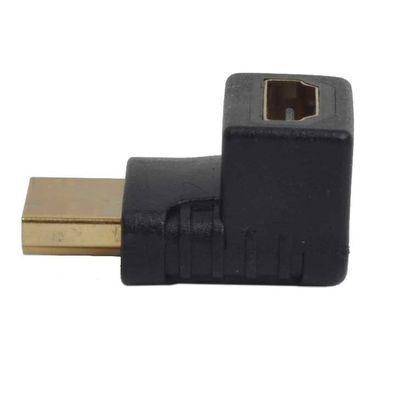 DARK DK-HD-AMXF90 HDMI HDMI Çevirici Adaptör Siyah 90derece Dönüştürücü Dirsek