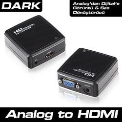 DARK - Dark DK-HD-AVGAXHDMI VGA To HDMI Dönüştürücü