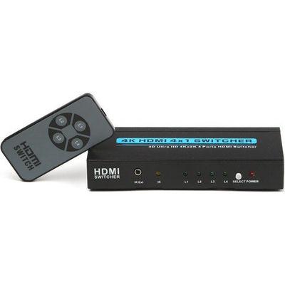 Dark DK-HD-SW4X1K 5 Port 4K HDMI Çoklayıcı Switch Uzaktan Kumandalı