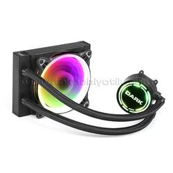 DARK - DARK DKCCW122 AquaForce W122 2066-2011-115X-775 AM4-AM3 120 mm Çevresel Adressable RGB Sıvı Soğutma