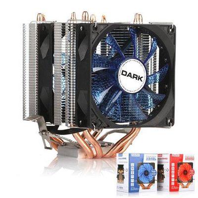 DARK DKCCX94BL Freezer X94BL 2 X 92mm 4pin PWM Mavi Led Fanlı AMD/INTEL İşlemci Soğ.