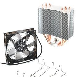 Dark Freezer DKCCX120 Intel 775/1155/1156/1150/Ryz - Thumbnail