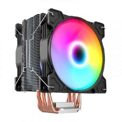 Dark - Dark Freezer X125 Fixed RGB Fanlı Kule Tipi Soğutucu