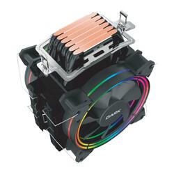 Dark Freezer X128 2xFixed RGB LED Fanlı Kule Tipi Soğutucu - Thumbnail