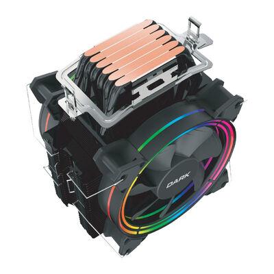 Dark Freezer X128 2xFixed RGB LED Fanlı Kule Tipi Soğutucu