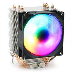 Dark - Dark Freezer X96 90mm Fixed-RGB Fan Kule Tipi Soğutucu