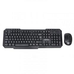 Dark - Dark KMW1010 Siyah Kablosuz Klavye Mouse Set