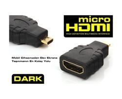DARK - Dark Micro HDMI - HDMI Dönüştürücü Cep Telefonu