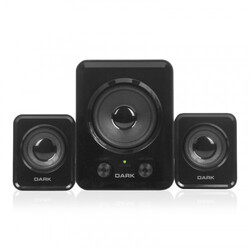 DARK - Dark SP-210 2+1 Multimedia USB Speaker