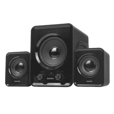 Dark SP-210 2+1 Multimedia USB Speaker
