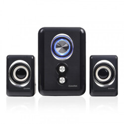 DARK - Dark SP-211 2+1 Multimedia USB Speaker