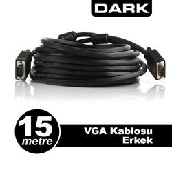 Dark VGAL1500 15m Projeksiyon Data Kablosu - Thumbnail