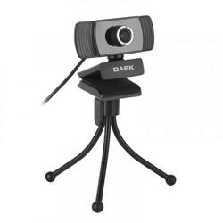 Dark - Dark WCAM11 1080P USB Web Kamera Mini Tripod