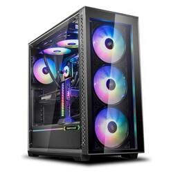 DEEP COOL - Deep Cool MATREXX 70 ADD-RGB 3F Mid Tower PSU YOK1xUSB 2.0 + 2xUSB 3.0 - 3X120mm RGB Fan