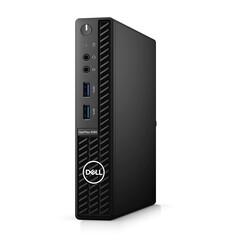 DELL - DELL 3080MFF N212O3080MFF CORE i3 10105T 8GB- 256GB SSD- O-B UHD FRD