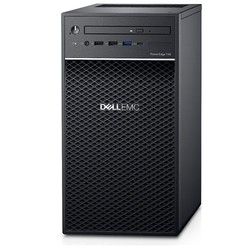 DELL - DELL T40 PET40TR1 E-2224G 8gb 1tb 300w 4U Tower Sunucu