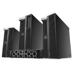 DELL - DELL T5820_W-2235 W-2235 3.8GHz 16gb 256gb SSD W10 Pro İş İstasyonu