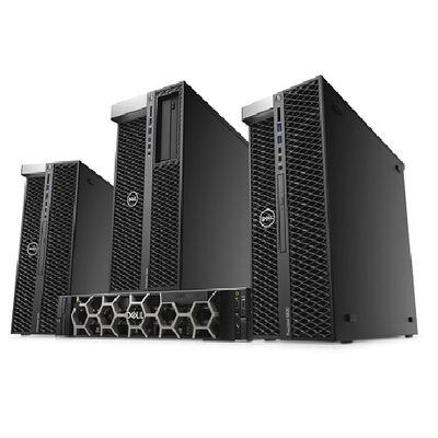 DELL T5820_W-2235 W-2235 3.8GHz 16gb 256gb SSD W10 Pro İş İstasyonu