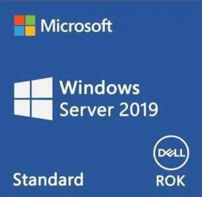 DELL WINDOWS SERVER 2019 STANDART W2K19STD-ROK
