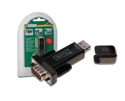 ASSMANN - Digitus DA-70156 USB 2.0 - RS232 Dönüştürücü Adapt