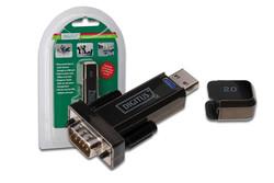 Digitus DA-70156 USB 2.0 - RS232 Dönüştürücü Adapt - Thumbnail