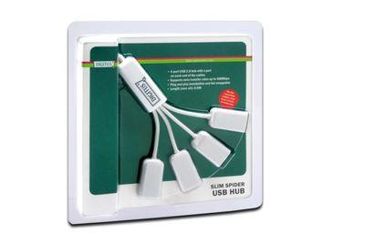 Digitus DA-70216 4 Port USB 2.0 Hub