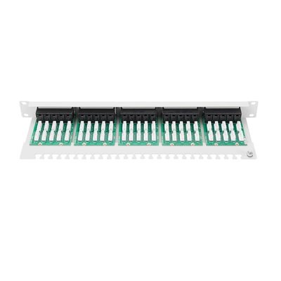 Digitus DN-91350-1 19 Inch 50 port CAT-3 Zırhsız