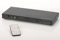 ASSMANN - DIGITUS DS-50304 4 Giriş 2 Çıkış HDMI Matrix Switch