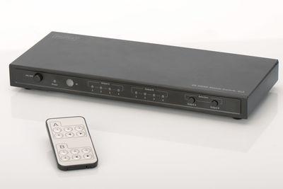 DIGITUS DS-50304 4 Giriş 2 Çıkış HDMI Matrix Switch