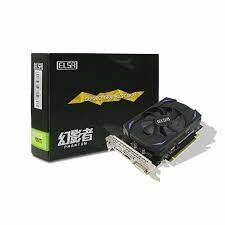 ELSA - ELSA Nvidia 4GB GTX1050TI GDDR5 128 Bit HDMI DVI
