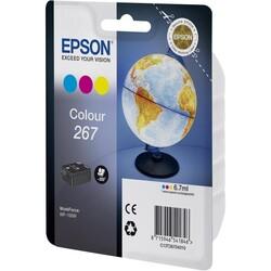 EPSON - Epson 267 Renkli Mürekkep Kartuş t26704010