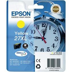 EPSON - Epson 27XL Yellow Sarı Mürekkep Kartuş T27144012