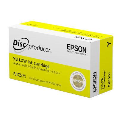 EPSON C13S020451 YELLOW-PJIC5(Y)-PP-100 31,5 ML