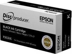 EPSON - EPSON C13S020452 BLACK-PJIC6(K)-PP-100 32,2 ML