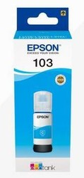 EPSON - EPSON C13T00S24A 103 ECOTANK CYAN İNK BOTTLE