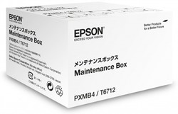 EPSON - EPSON C13T671200 MAİNTENANCE BOX WORKFORCE PRO WF 6090-6590-8010-8090-8510-8590