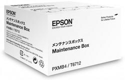 EPSON C13T671200 MAİNTENANCE BOX WORKFORCE PRO WF 6090-6590-8010-8090-8510-8590 - Thumbnail