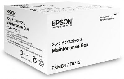 EPSON C13T671200 MAİNTENANCE BOX WORKFORCE PRO WF 6090-6590-8010-8090-8510-8590