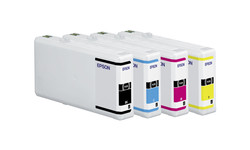 EPSON C13T70234010 MAGENTA-2000SF-XL-WP-4015DN,WP-4025DW,WP-4515 21,3 ML-XL - Thumbnail