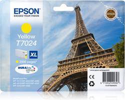 EPSON C13T70244010 YELLOW-2000SF-XL-WP-4015DN, WP-4025DW,WP-4515 21,3 ML-XL - Thumbnail