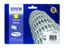 EPSON - EPSON C13T79044010 SİNGLEPACK YELLOW 79XL DURABRİTE ULTRA INK,WorkForce Pro WF-5110DW,WorkForce Pro WF-5190DW,WorkForce Pro WF-5620DWF,WorkForce Pro WF-5690DWF