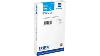 EPSON C13T907240 WF-6000 SERİES INK CARTRİDGE XXL CYAN
