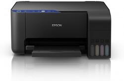EPSON - EPSON ECOTANK L 3151 Renkli Deskjet AIO A4 Fotokopi Tarayıcı Wİ-Fİ (Tanklı) Yazıcı