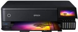 EPSON - Epson L8180 Mono Renkli Mürekkep Tanlı Yazıcı A3 (6 RENK)