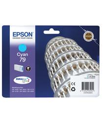 EPSON - Epson Singlepack Cyan 79 DURABrite Ultra Ink ( C13T79124010 )