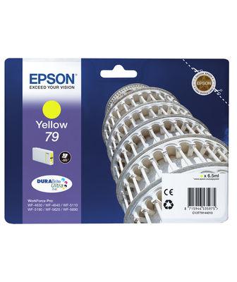 Epson Singlepack Yellow 79 DURABrite Ultra Ink ( C13T79144010 )